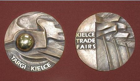 Medal Kielce STOM-TOOL